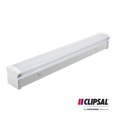20W Clipsal LED Diffused Batten | 4000K | 60cm Ceiling Fitting Bar Lamp