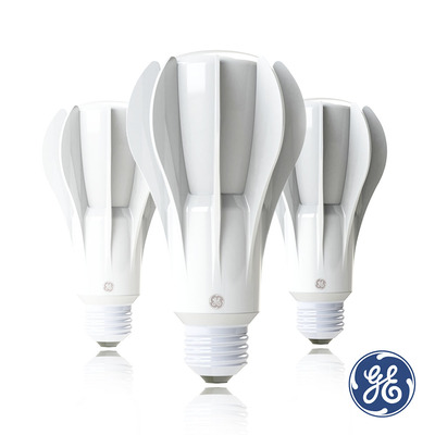 GE Omni LED Light Bulb E27 | 270 Angle White Genuine Screw Lamp Saving Replacement