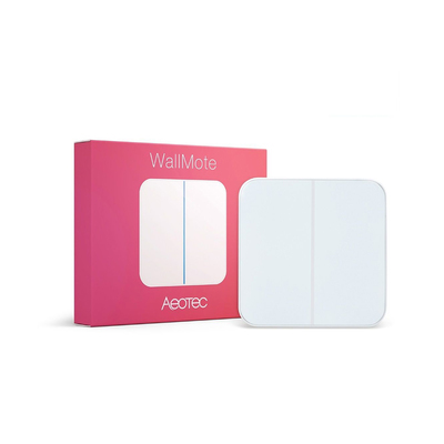 Aeotec Wall Mote DoubleLighting Control | Z-Wave Light Switch